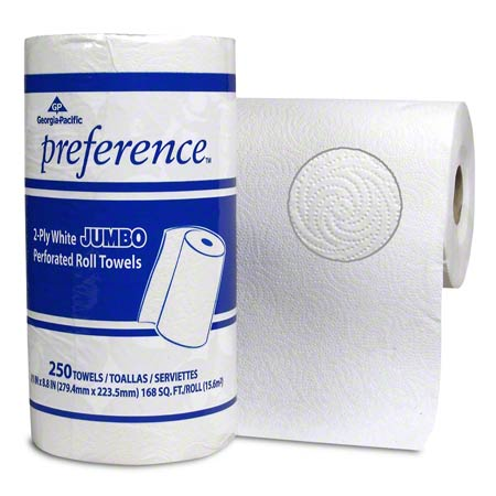 GP Preference® Jumbo Perforated Towel -250/12