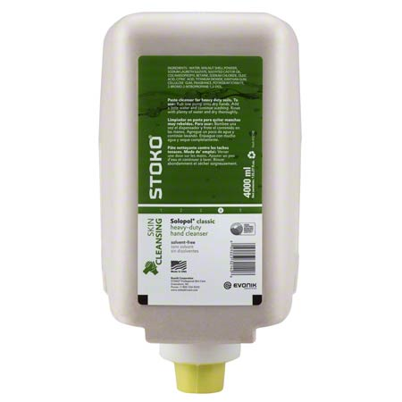 Stoko® Solopol® Classic Heavy Duty Skin Cleaner - 4 L