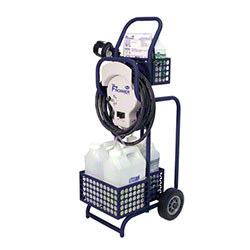 Brulin® The Froamer™ Foaming Roaming Cleaning Cart