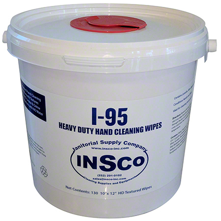 Insco I-95 HD Cleaning Wipes