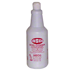 Insco Bowl Cleaner - Qt.
