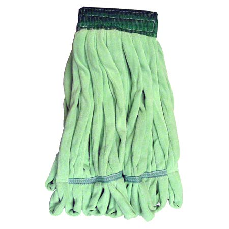 SSS® NexGen Green Microfiber String Wet Loop Mop - Medium