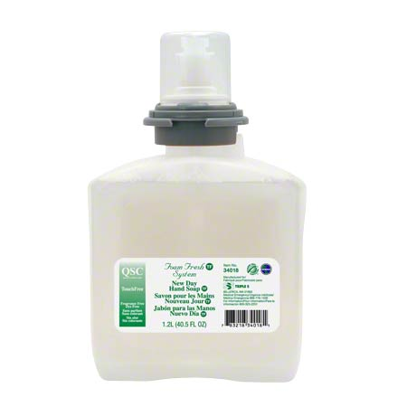 SSS® Foam Fresh TouchFree New Day Hand Soap - 1200 mL