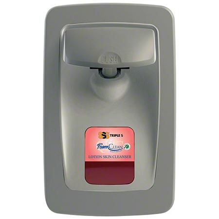 SSS® FoamClean Collection 1000-1250 mL Dispenser -Lt. Gray
