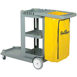 Continental Standard Cleaning Cart