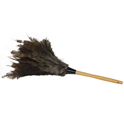"Impact® 23"" Economy Ostrich Feather Duster"