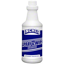 Inchco Spray & Wipe Ready to Use - Qt.
