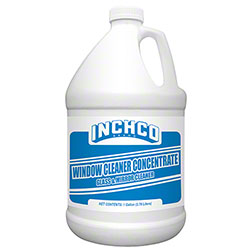 Inchco Window Cleaner Concentrate - Gal.