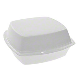 Pactiv Medium Square Sandwich Container