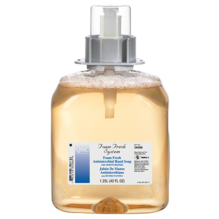 SSS® HygienePoint PS Foam Fresh Antimicrobial Soap-1250 mL