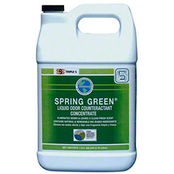 SSS® Liquid Odor Counteractant  - Gal., Spring Green