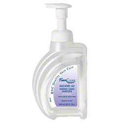 SSS® FoamClean Ascend 62 Instant Hand Sanitizer - 950 mL