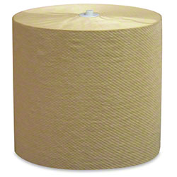 "SSS® Sterling Select™ 8"" Hardwound Roll Towel - Kraft"