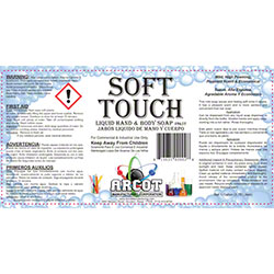 Arcot Soft Touch Liquid Hand Soap - Gal.