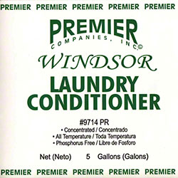 Premier Windsor Laundry Conditioner - 5 Gal.