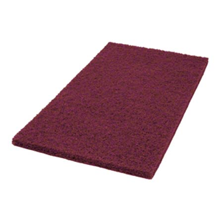Americo Dominator Extra Heavy Duty Floor Stripping Pad-14x20