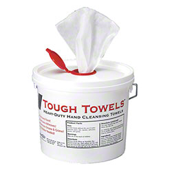 Deb® SBS® Tough Towels™ HD Hand Cleansing Shop Wipe