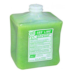 Deb® SBS® LIME Heavy Duty Hand Cleanser - 2 L