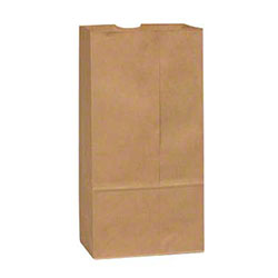 Duro 12# Kraft Grocery Bag