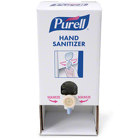 GOJO® Purell® Quick Tabletop Stand Kit