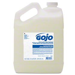 GOJO® White Lotion Skin Cleanser - Pour Gal.