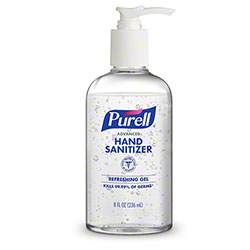GOJO® Purell® Advanced Hand Sanitizing Gel - 8 oz. Pump