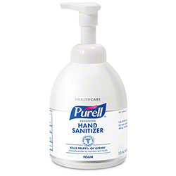 GOJO® Purell® Healthcare Advanced Hand Sanitizer Foam - 535 mL Pump