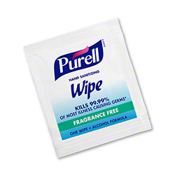 GOJO® Purell® Hand Sanitizing Wipe Alcohol Formula - 4000 ct.