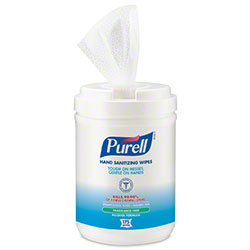 GOJO® Purell® Hand Sanitizing Wipe Alcohol Formula - 175 ct