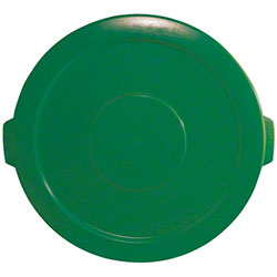 Impact® Advanced Gator™ Lid - 32 Gal., Green