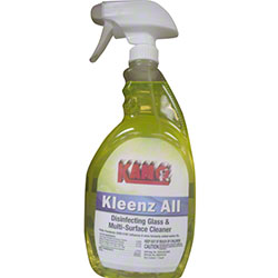 Kamo Kleenz All Disinfecting Multi Surface Cleaner - Qt.