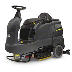 Karcher® B 90 R ADV Bp Ride-On Scrubber - 26""