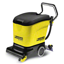 "Karcher® BR 40/25C Battery Floor Scrubber - 16"", 100 AGM"