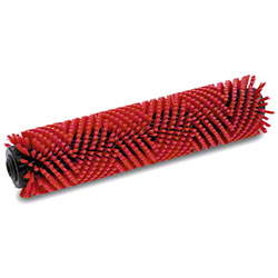 Karcher® Medium Red Roller Brush - 400 mm