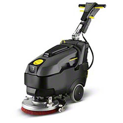 "Karcher® BD 40/12 C Bp Walk Behind Scrubber - 16"", 33 AH"