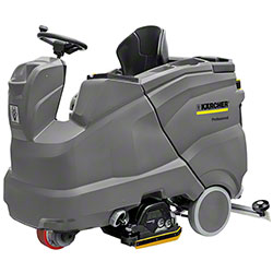 Karcher® B 150 R Bp Ride-On Scrubber - 330 AH AGM