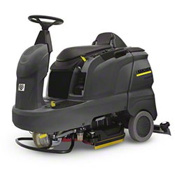 "Karcher® B 90 R ADV Bp Ride-On Scrubber - 26"", 225AH, R65"