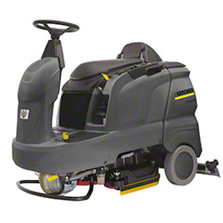 "Karcher® B 90 R ADV Bp Ride-On Scrubber - 26"", 255AH w/R65"