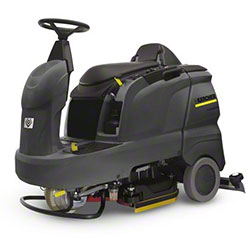 "Karcher® B 90 R ADV Bp Ride-On Scrubber - 26"", 225AH"