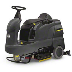 "Karcher® B 90 R ADV Bp Ride-On Scrubber - 26"", 312AH"