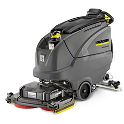 Karcher® B80 W Bp w/D65 Head Walk Behind Scrubber - 26""