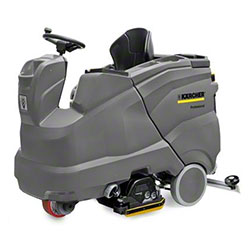 Karcher® B 150 R + R90 Ride-On Scrubber - 312 AH