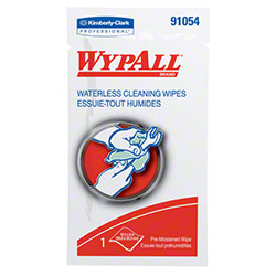 Kimberly-Clark® WYPALL® Waterless Cleaning Wipe