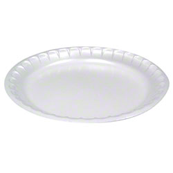 "Pactiv Placesetter® No. 9 Dinner Plate -8 7/8"", White"