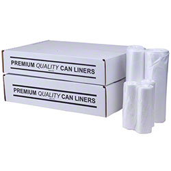 Republic Bag Answer-Pack Coreless Liner- 44x55,12 mic, Clear