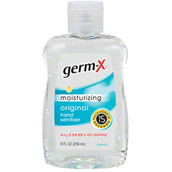 Germ-X® Moisturizing Original Hand Sanitizer - 8 oz.