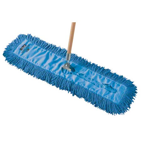 Golden Star® Infinity Twist® Dust Mop -12, Set-O-Swiv®