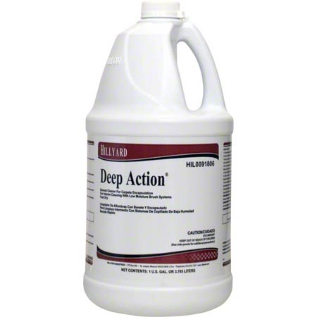 Hillyard Deep Action® Bonnet Carpet Cleaning - Gal.