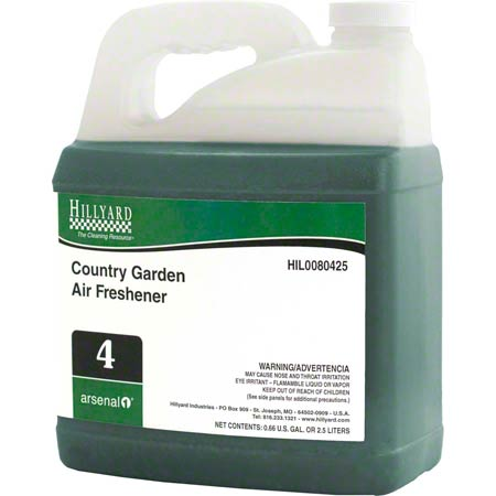 Hillyard Arsenal® 1 #4 Country Garden Air Freshener -2.5 L