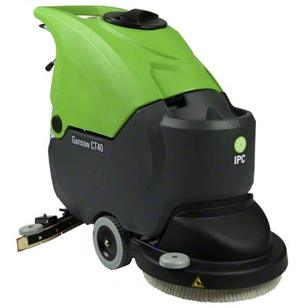 IPC Eagle CT40 Scrubber -Brush Drive w/Pad Driver, 145AH,OBC